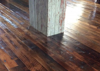 Reclaimed Barn Oak
